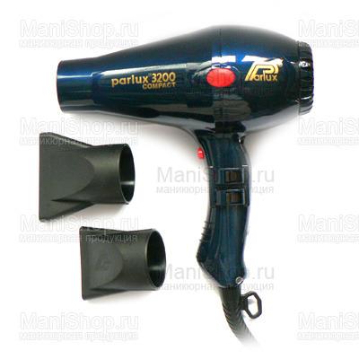 Фен PARLUX 3200 COMPACT (артикул 0901-3200 ion blue)