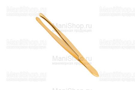 Пинцет Mertz Manicure (артикул A210G)