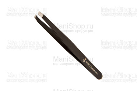 Пинцет Mertz Manicure (артикул A225D)