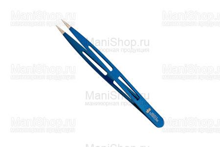 Пинцет Mertz Manicure (артикул A227P)