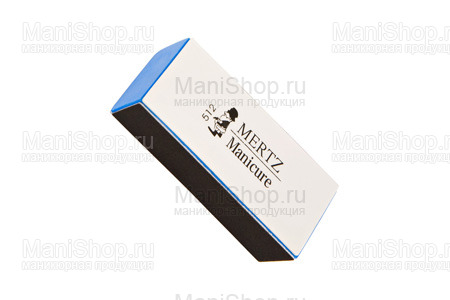Брусок Mertz Manicure (артикул A512)